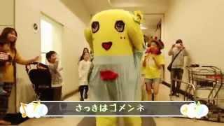 ふなっしー - 「梨空レインボー」Music Video