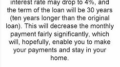 Save My Home: Getting a Loan Modification  2
