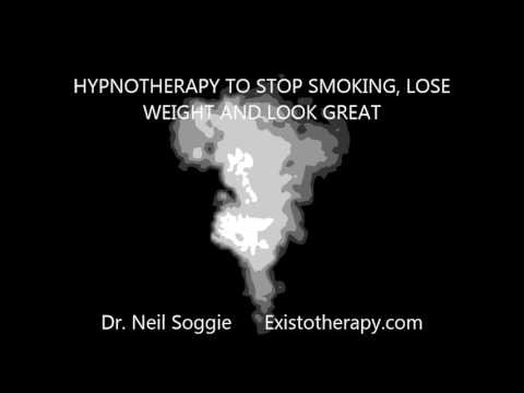 Hypnotherapy to Stop Smoking, Lose Weight and Look Great - Neil Soggie PhD - Existotherapy.com