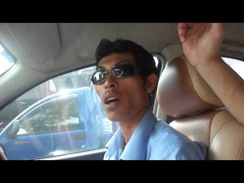 Cuz talks gym in Bali