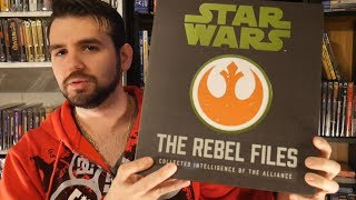 Star Wars: The Rebel Files (Deluxe Edition) Unboxing