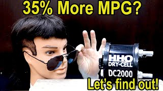 AMAZING 35% More MPG with HHO? Let's find out!