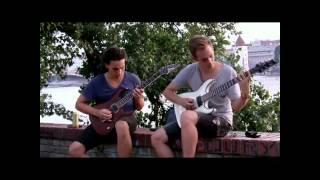 Nias - Define The Impression guitar playthrough