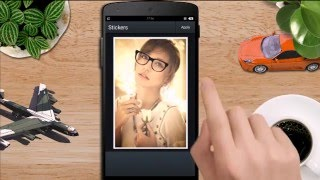 Photo Editor -  A powerful android editor has amazing effects and filters.