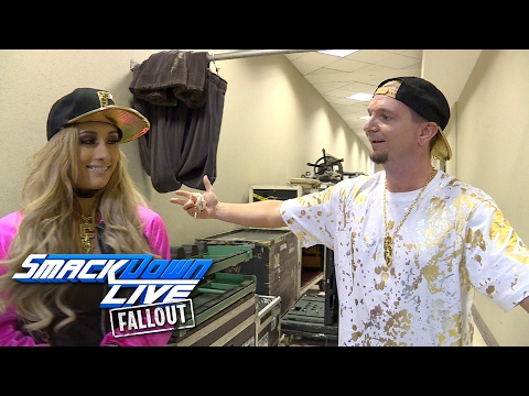 Is Dean Ambrose scared of James Ellsworth?: SmackDown LIVE Fallout, Feb. 14, 2017