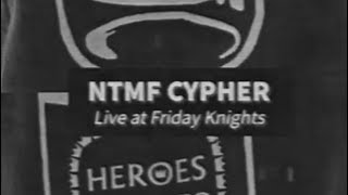 NTMF Cypher feat. Flamenco Sketch, Alpha Toshineza and Hellnback (prod. JorilBeatz)