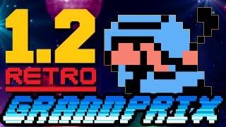 Retro Grand Prix 2: Ice Hockey! (NES)