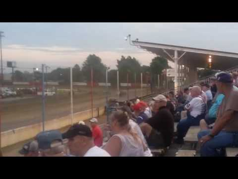 Modified Feature Part 2/2  Terre Haute Action Track