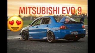 Ultimate Mitsubishi Evo IX  4G63 Exhaust Sound Compilation HD