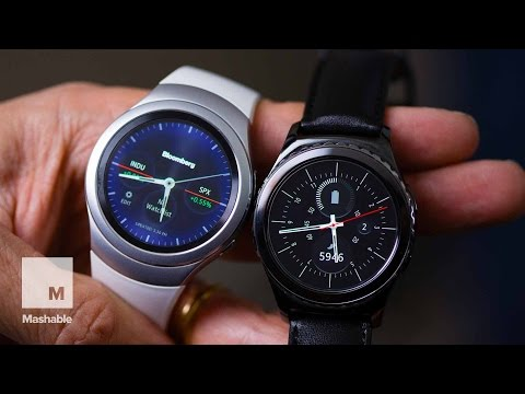 With the Gear S2 Smartwatch, Samsung Finally Gets Wearables | Mashable