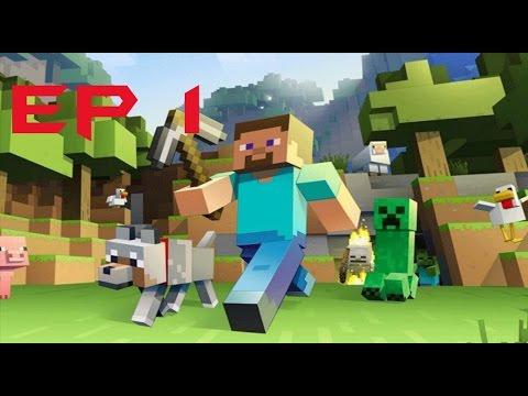 Minecraft (Mc-SKV) EP.1