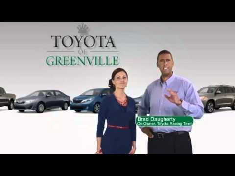 Toyota Of Greenville >> Brad Daughtery And Kimberly Kelly For Toyota Of Greenville
