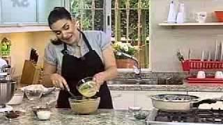 Receta para preparar Mousse de Crema de Avellana