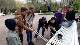 видео Корпоратив Форт Боярд в Санкт-Петербурге