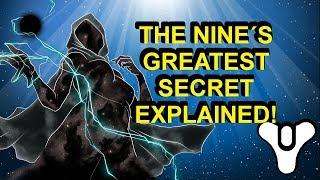 Destiny 2 Forsaken The Nine's Greatest Secret | Myelin Games