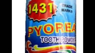 1431 Pyorea Tooth Powder