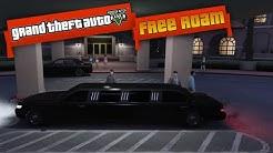 LIMO SERVICE | GTA V Free Roam