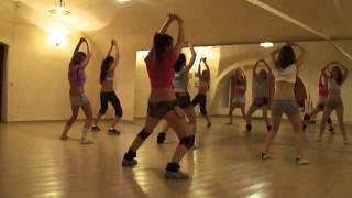 урок по booty dance c Евгенией