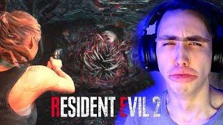 LOPUN KYYNELEET ;_; | Resident Evil 2 - Jakso 4 (Claire - ENDING)