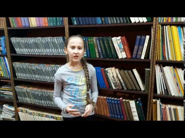 Изображение предпросмотра прочтения – ЭлинаИмокаева читает произведение «Зимняя дорога» А.С.Пушкина