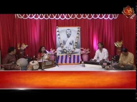 Sri Ramakrishna Bhajan by Dr. Sujata Roy Manna at Srijan TV : www.srijan.tv