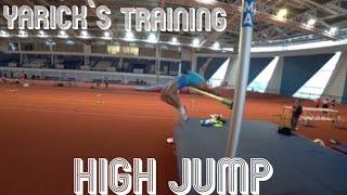 YARICK`S TRAINING. HIGH JUMP  / Прыжки в высоту. Минус 1500р