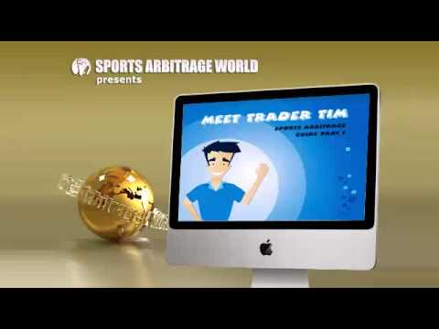 Sports Arbitrage Guide 01: Meet Trader Tim