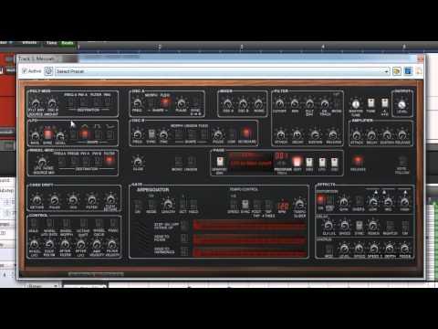 Mixcraft 6 Mini-Tip: How to Make a Dubstep Bass