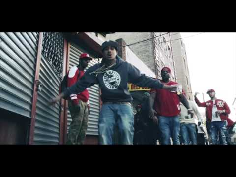 """Puday Piff Ft Bloody Ny """"Trap Goin Crazy"""" Offical Video"""
