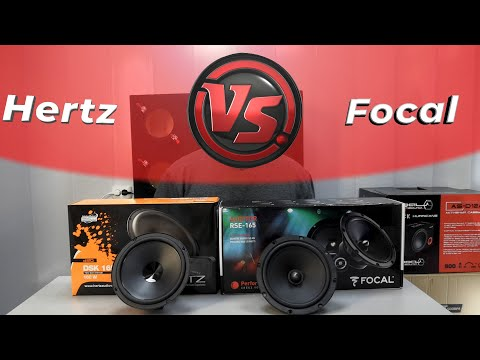 Лучшие бюджетные компоненты | Focal Vs Hertz