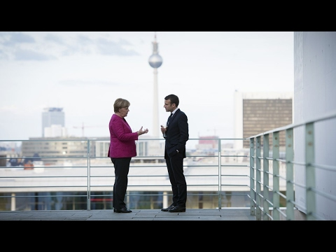 Thumbnail: Macron, Merkel react to G7 meeting with Trump