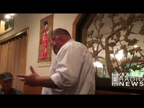 Ozark Radio News - Rhoads, Hampton discuss politics at meeting
