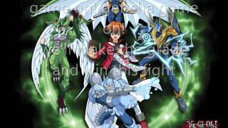 Yugioh - GX - Theme song - Full - Lyrics