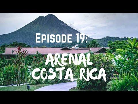Exploring Arenal Volcano, Costa Rica