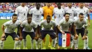 Prediksi Prancis Vs nigeria