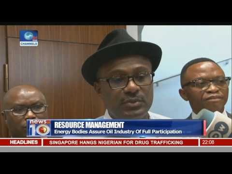 News@10: Buhari Inaugurates Governing Boards Of NNPC, Others 18/11/16 Pt.1