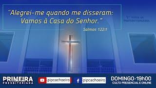 Domingo 21/02 às 19h Culto de Louvor e Adoração a DEUS.