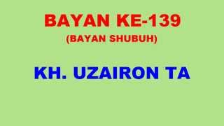 139 Bayan KH Uzairon TA Download Video Youtube|mp3