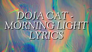 DOJA CAT - MORNING LIGHT