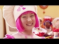 🍰 Lazy Town Cooking By The Book Music Video with Lyrics 🍰