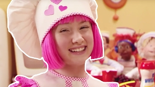 Lazy Town Cooking By The Book Music Video with Lyrics