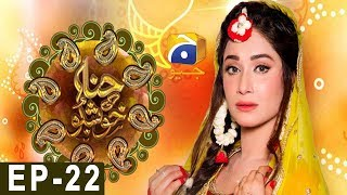 Hina Ki Khushboo Episode 22 | Har Pal Geo