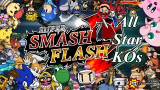 Super Smash Flash 2 All Star KOs