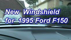 new Windshield for 1995 Ford F150