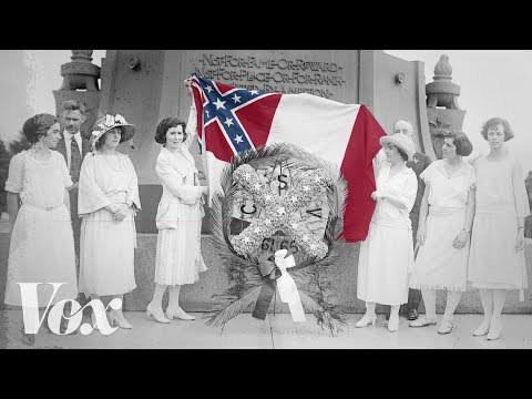 Video image: How Southern socialites rewrote Civil War history