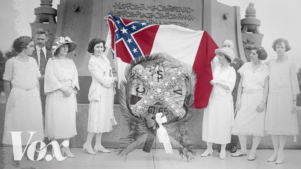 How Southern socialites rewrote Civil War history