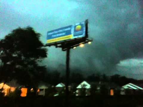 Ringgold F4 Tornado Footage 04-27-11