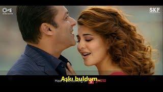 I Found Love Türkçe Altyazılı   Race 3   Salman Khan   Jacqueline Fernandez  