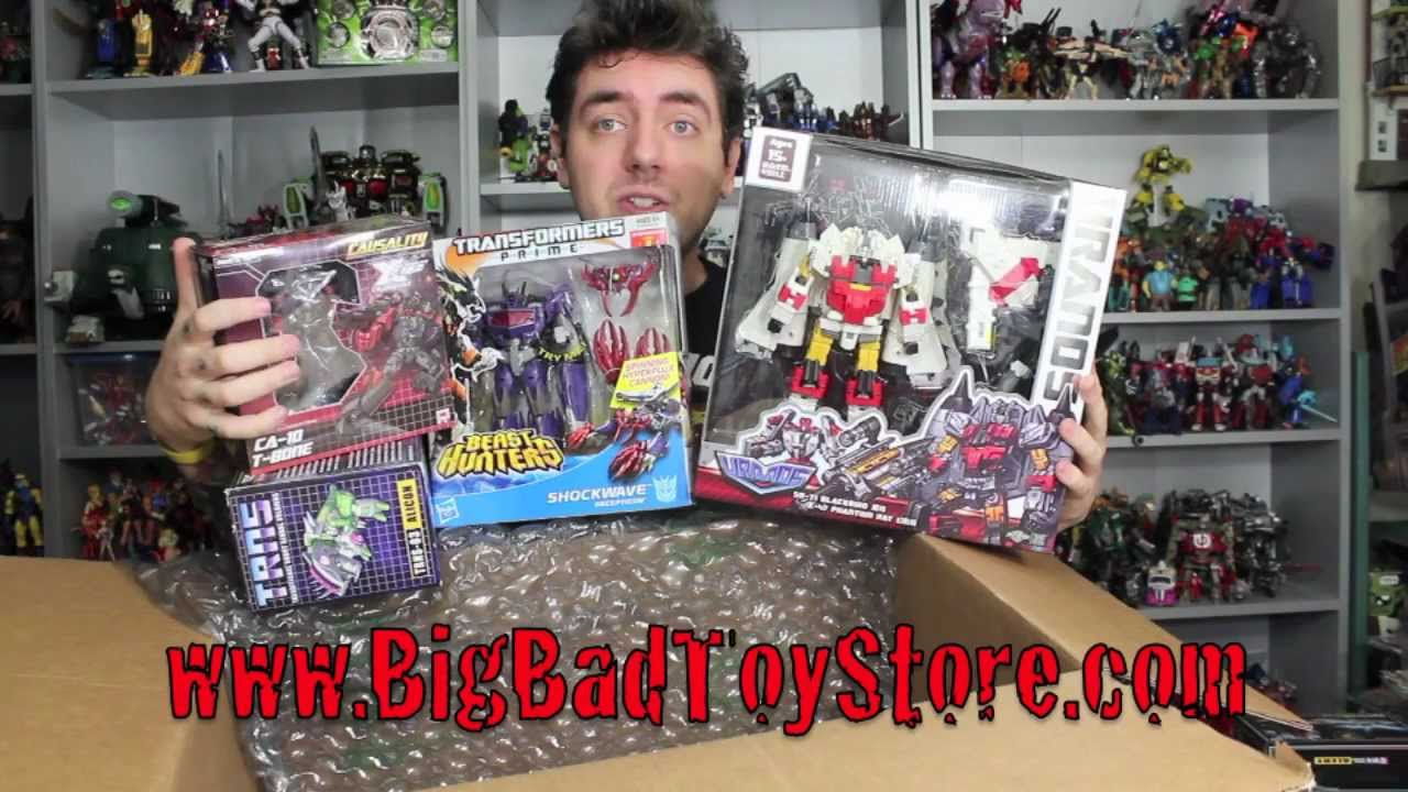 Transformers Third Party Time! Another Unboxing From Big ...