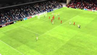 Luxembourg 1 - 1 Belarus - Match Highlights